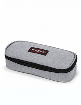 Estuche Eastpak oval single sunday grey