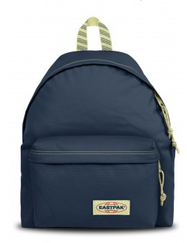 Mochila Eastpak padded pak´r stripe icy