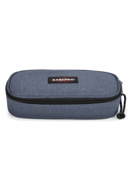 Estuche Eastpak oval single crafty jeans