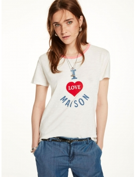 Camiseta Maison Scotch 135445